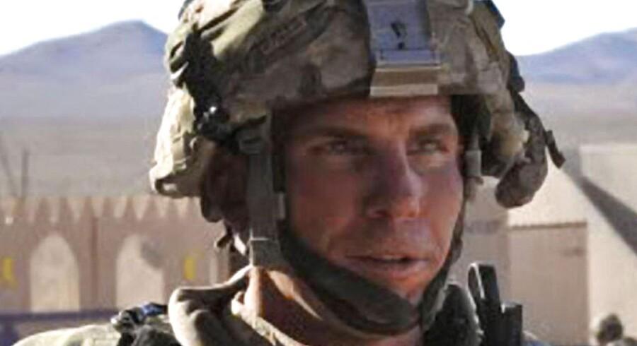 Robert Bales - sergent i den amerikanske hær - gik amok i Afghanistan og dræbte 17.