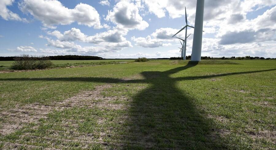Det er ikke et EU-anliggende, når Danmark placerer tekniske anlæg i naturområder.