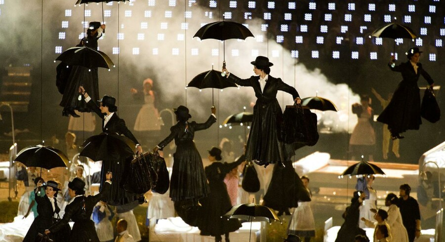 For skuespillerne var showet både kulmination og punktum på lang tids hård forberedelse.