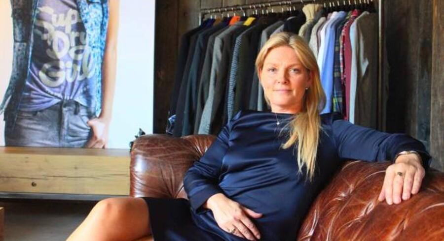 Susanne Given har med hårdt arbejde og intelligens skabt sig en flot karriere uden nogen højere uddannelse i Storbritannien
