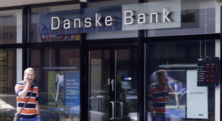 Især Danske Bank har sammen med andre danske storbanker i lang tid kæmpet med dårligere rating end flere af de største udenlandske konkurrenter.