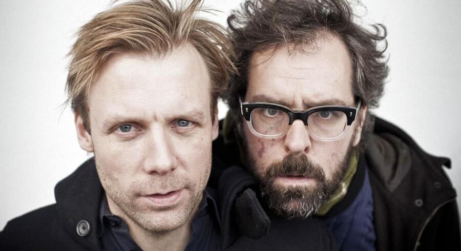 Mikael Wulff og Anders Morgenthaler er kommet godt i gang på det nordamerikanske marked.