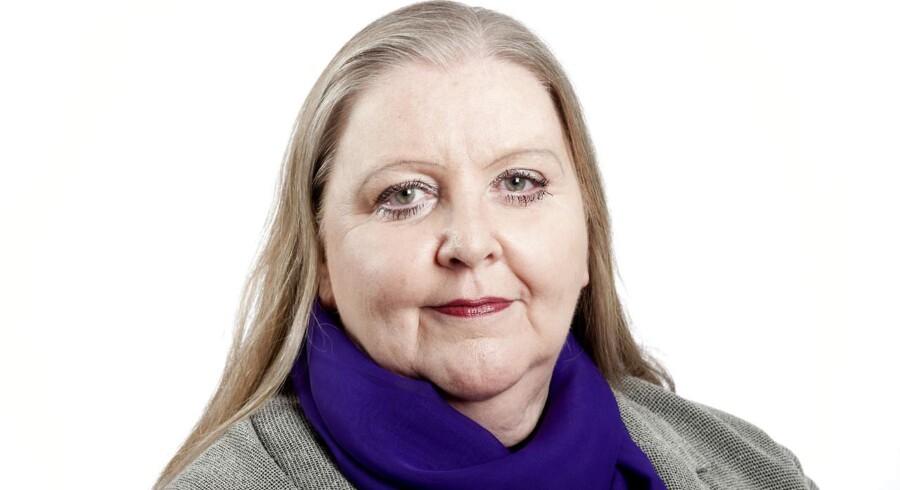 Ansvarshavende chefredaktør på Berlingske, Lisbeth Knudsen.