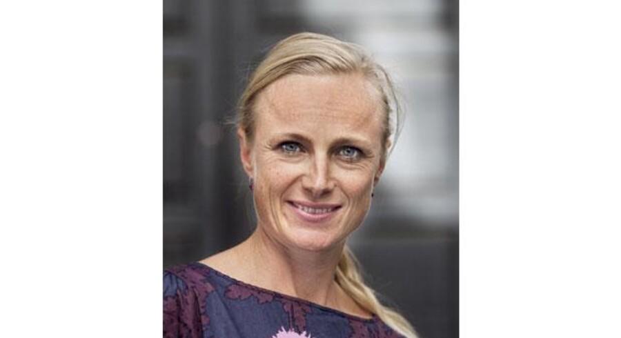 Ulla Tofte, historiker, direktør, Golden Days