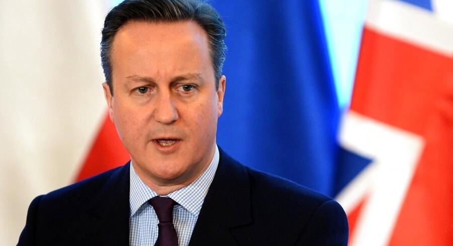 Den britiske premierminister, David Cameron, har lovet briterne en folkeafstemning om fortsat EU-medlemskab senest med udgangen af 2017. Fredag kommer han til Danmark for at holde møde med statsminister Lars Løkke Rasmussen om en britisk særaftale.