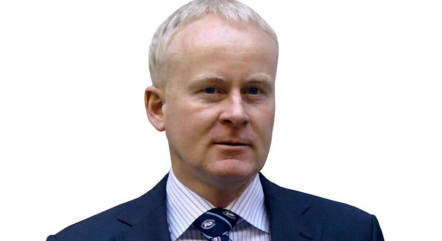 Torben Mark Pedersen, Cand.polit., ph.d.