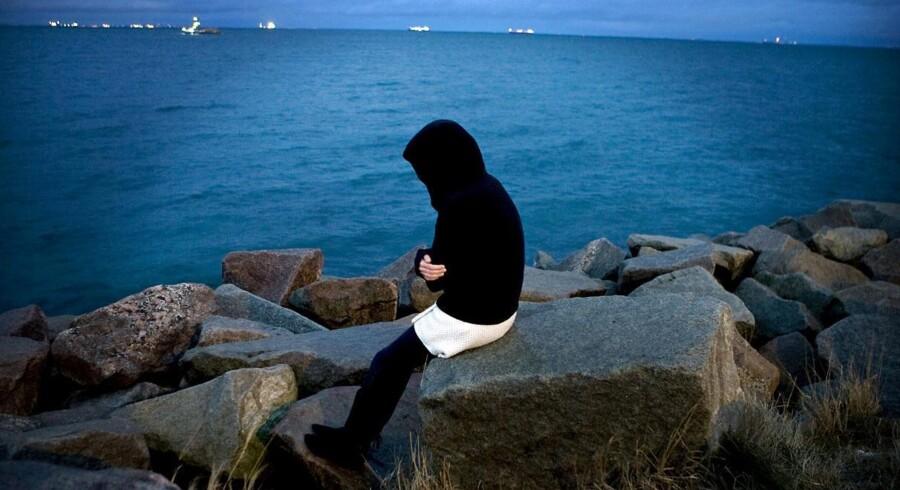 Arkivfoto fra 2011 - Anonym pige, der er forfulgt af sin familie, fordi hun ikke vil til Jordan og tvinges til ægteskab.