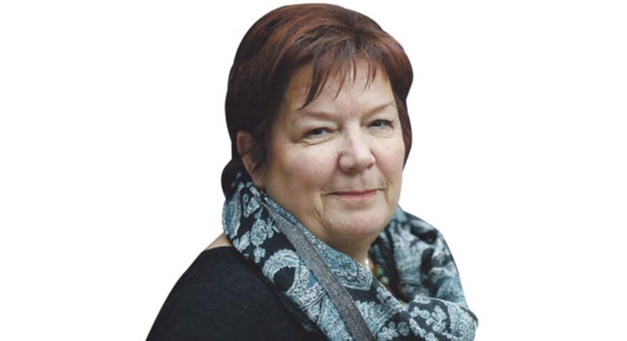 Susanne Larsen, Præsident i Røde Kors