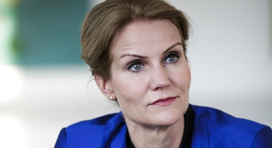 Statsminister Helle Thirning-Schmidt