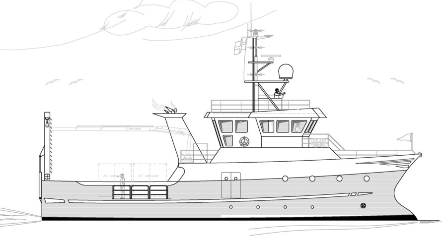 Alle danske universiteter får mulighed for at leje skibet til forskningsekspeditioner.