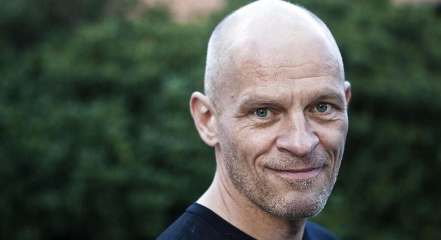ARKIVFOTO 2009 af skuespiller Lars Bom.