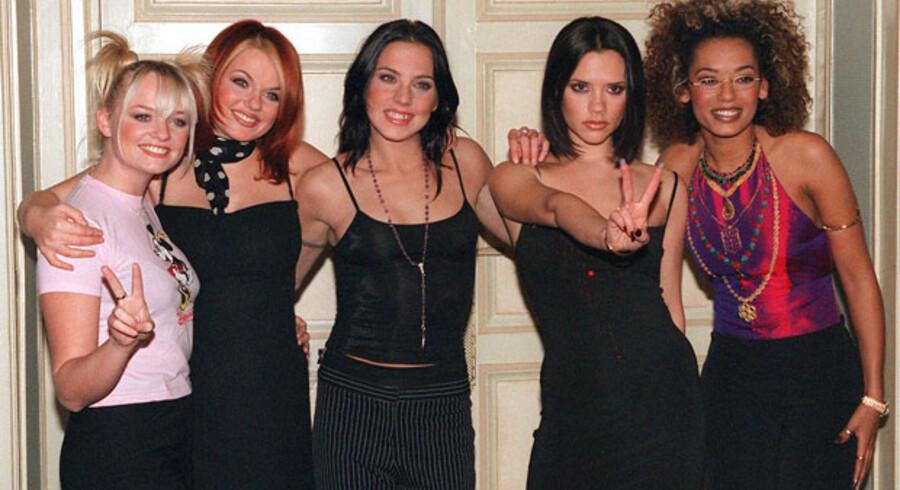 Så er der godt nyt til dem, der har savnet Spice Girls' poppede sangkatalog. Nu er der nemlig en musical på vej med sange fra pigegruppen.
