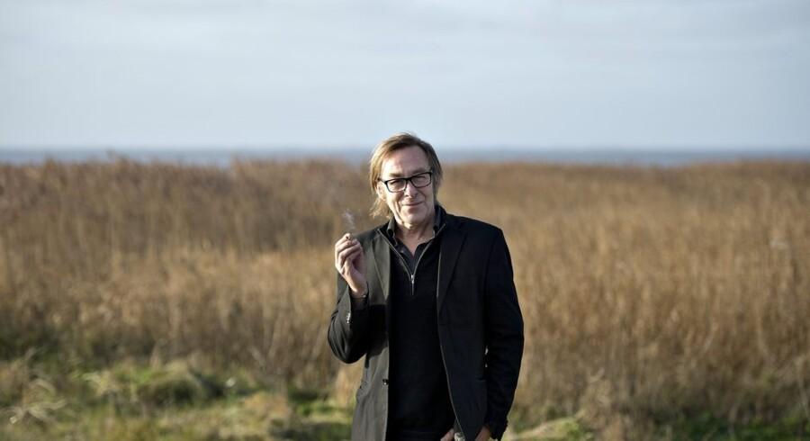 BM-Bøger: Forfatter Hans Otto Jørgensen, tidl. rektor forfatterskolen, ejer forlaget Gladiator og bor i Ringkøbing.