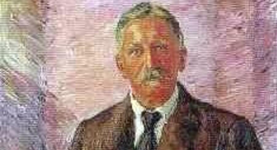 Den sønderjyske politiker Hans Peter Hanssen (1862-1936) kæmpede for danskheden uden at stifte et parti.
