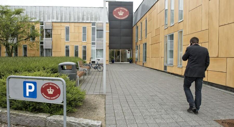 ARKIV. Retten i Helsingør. Østre Landsret har stadfæstet den tidligere dom.