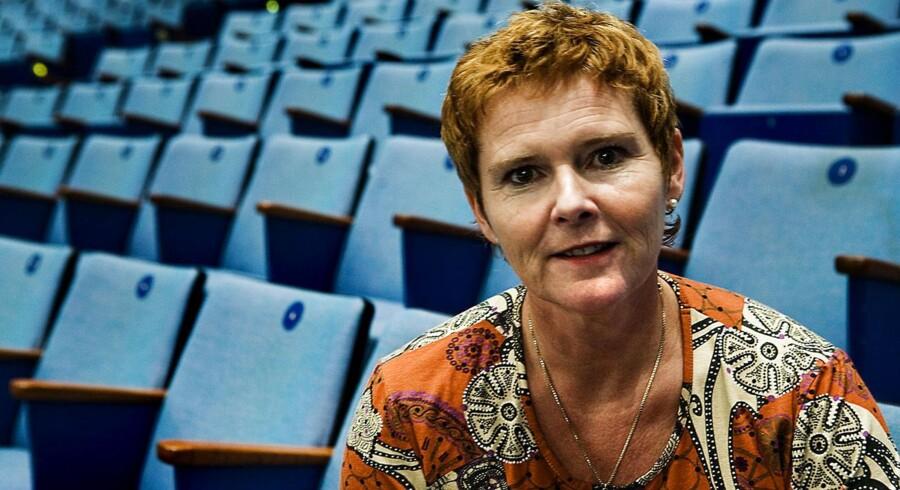 Næstformand i LO, Lizette Risgaard, forventer, at der kommer en række sager om misbrug af GPS-overvågning. Arkivfoto: Søren Bidstrup