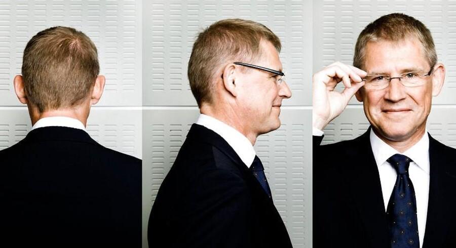 Direktør for Novo Nordisk Lars Rebien Sørensen