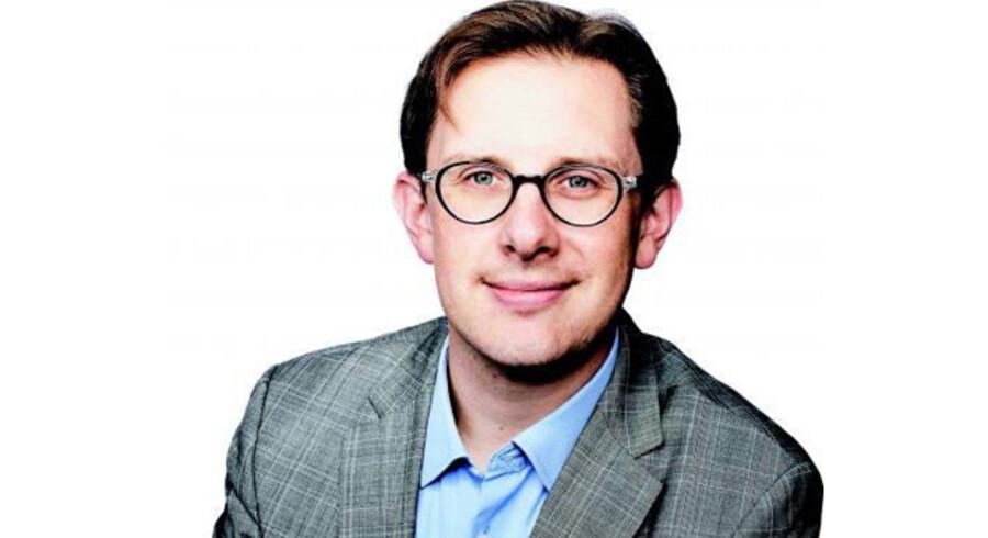 Simon Emil Ammitzbøl, Gruppeformand og politisk ordfører (LA)