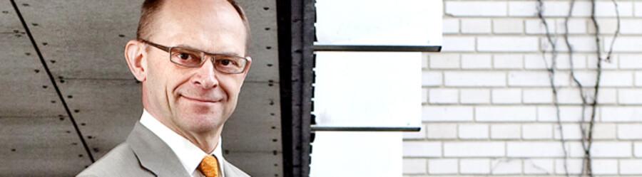 Flemming Bligaard Pedersen, koncernchef gennem 17 år i Rambøll.