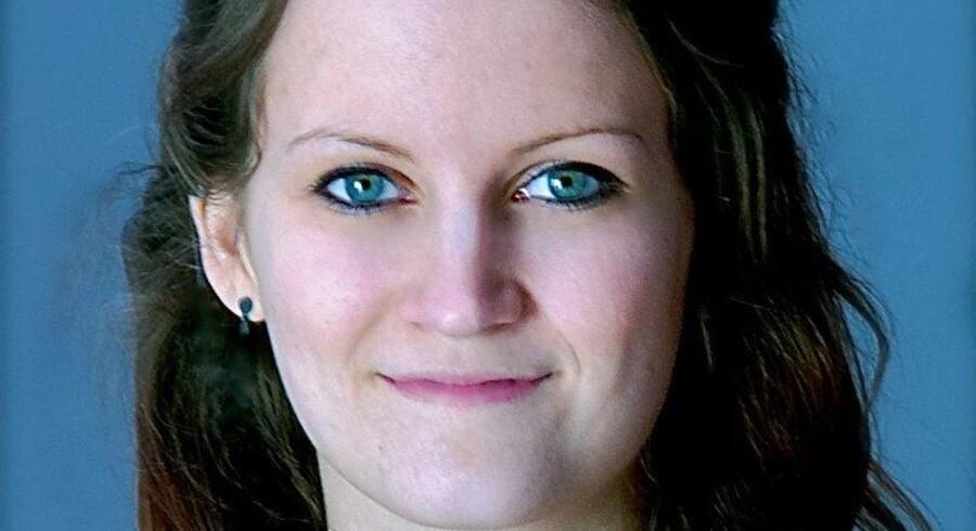 Simone Themstrup Stud.soc. ved Københavns Universitet