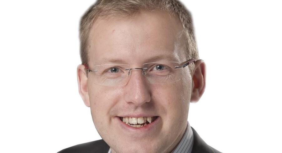 Tom Vile Jensen Erhvervspolitisk direktør, FSR - danske revisorer
