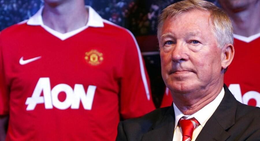 Forsikringsmægleren Aon er sponsor for Manchester United
