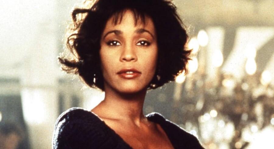 Whitney Houston døde d. 11 februar i år