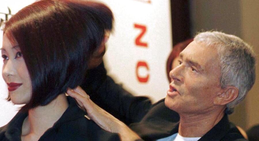 Vidal Sassoon blev blandt andet kendt som »Hårets Chanel«.