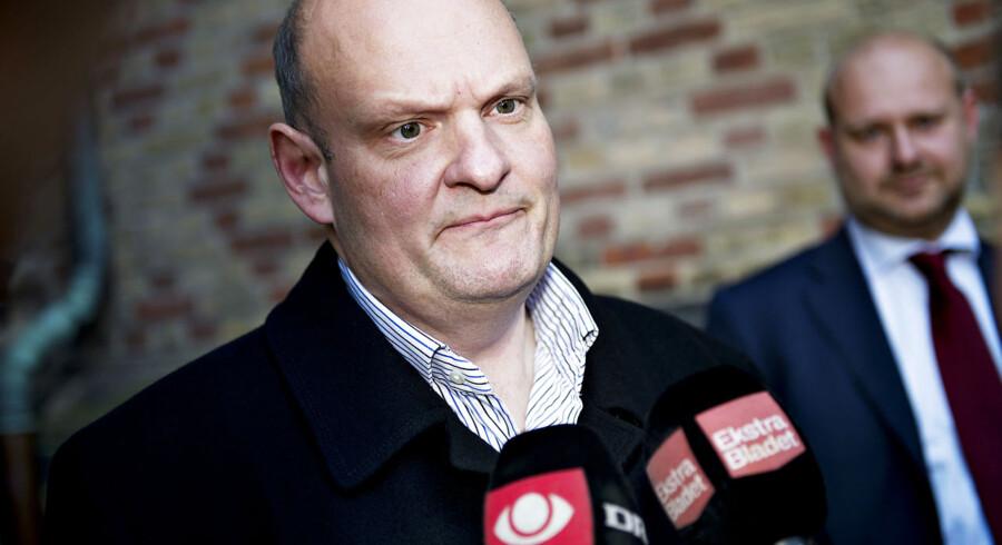 ARKIVFOTO. Den bedrageridømte forretningsmand Erik Skov Pedersen slipper nu for at skulle betale en million-erstatning til sine svindelofre.