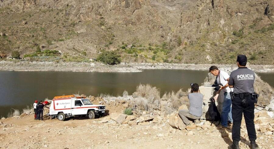 Spansk politi leder efter en dansk turist, som er forsvundet på Gran Canaria.