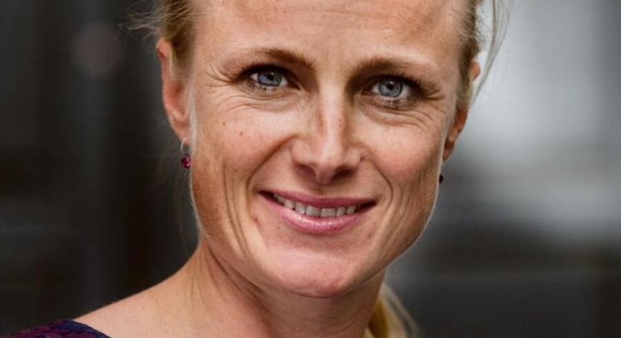 Ulla Tofte, Historiker og direktør Golden Days