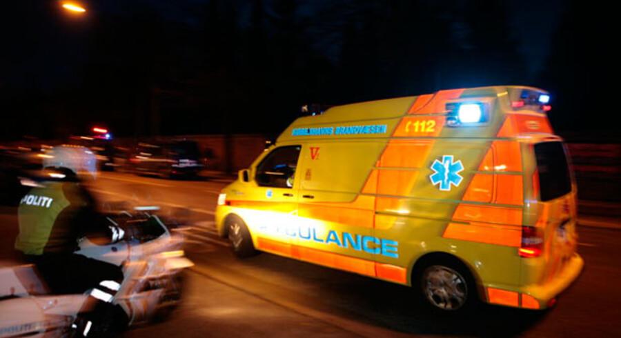 Selv om det fortsat er Falck, der kører ambulancer i Region Sjælland, mener direktøren i Konkurrenceraadgivning.dk, at udbudsrunden var positiv.