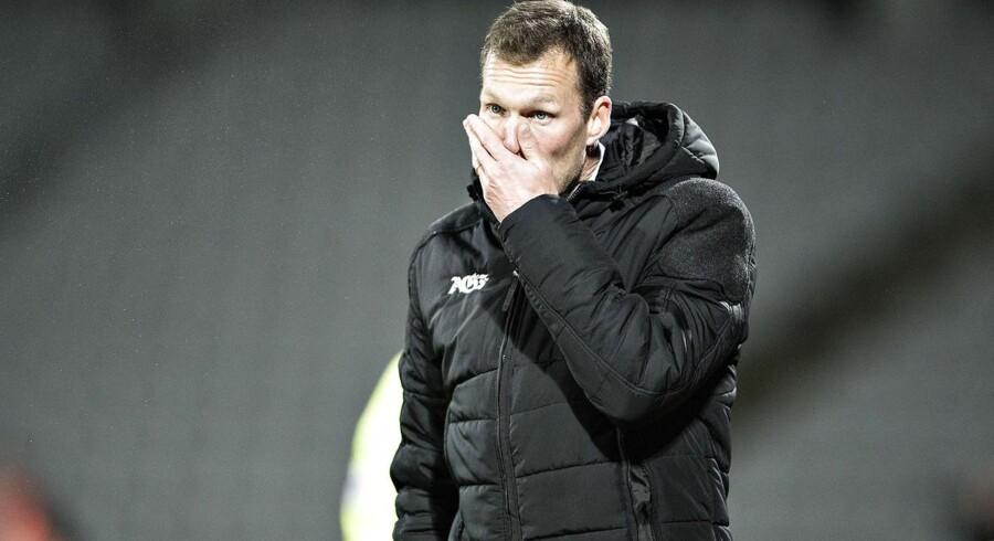 Morten Wieghorst e rnu fortid i AGF.