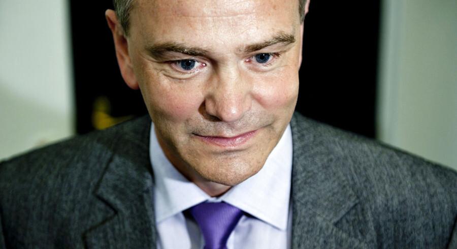 Formand for KL og borgmester i Horsens, socialdemokraten Jan Trøjborg, er pludselig død søndag, 56 år gammel.