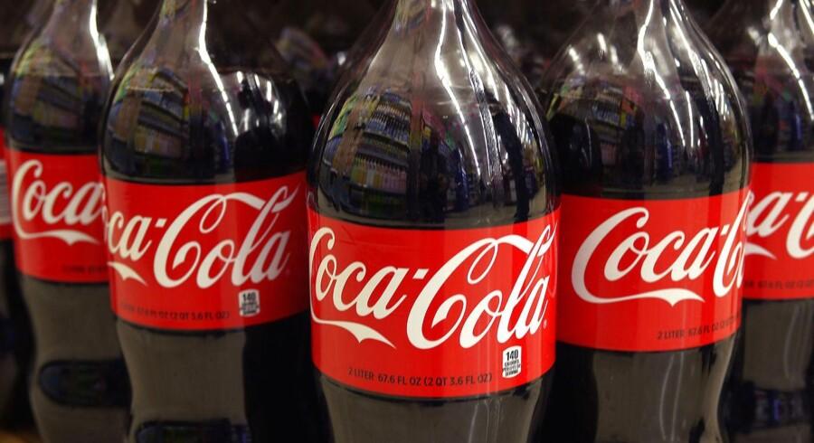 Hver dag frem til sin død i februar sidste år drak newzealandske Natasha Harris omtrent 10 liter Coca-Cola.