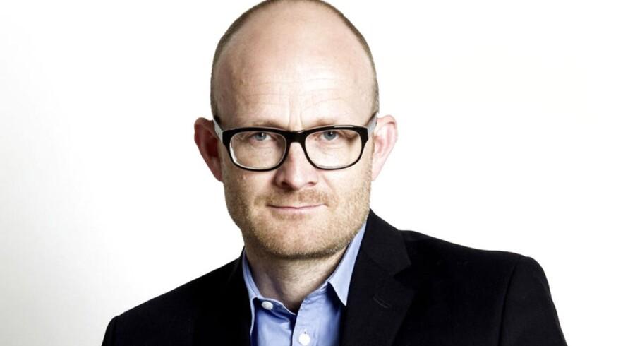 Business.dks nyhedschef, Peter Suppli Benson.