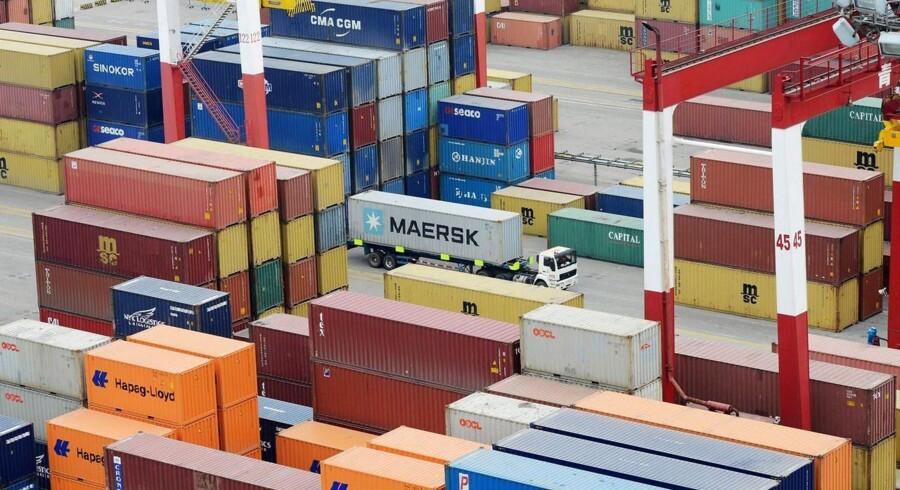 Shippingbranchen, og ikke mindst containerrederierne, kæmper i øjeblikket med stærk overkapacitet og svag volumenvækst.