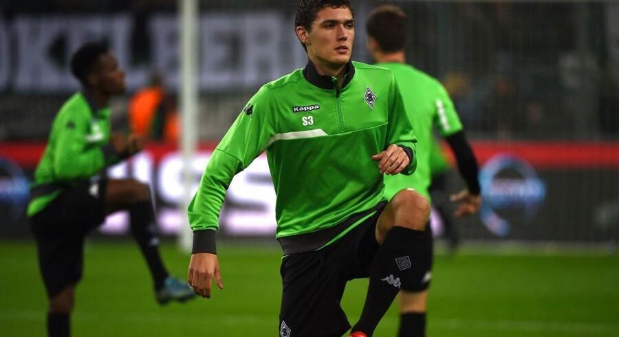 Andreas Christensen imponerer i Borussia Mönchengladbach.