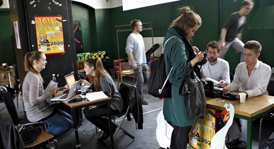 Studerende på Institut for Statskundskab stod opført på den spionagetiltalte professors Timo Kivimäki liste.