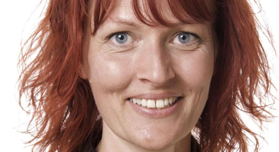 Mette Touborg er ny kandidat som SFs næstformand.