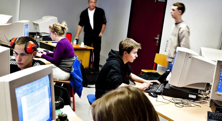 Gymnasierektorerne vil gerne kunne vælge selv egnede elever fra, hvis de ikke har klaret folkeskolens afgangsprøve tilfredsstillende.