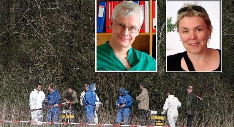 Der blev affyret 32 skarpe skud, da ægteparret Heidi Nielsen og Bjarne Johansen blev dræbt med maskinpistol i Tusindårsskoven ved Odense.