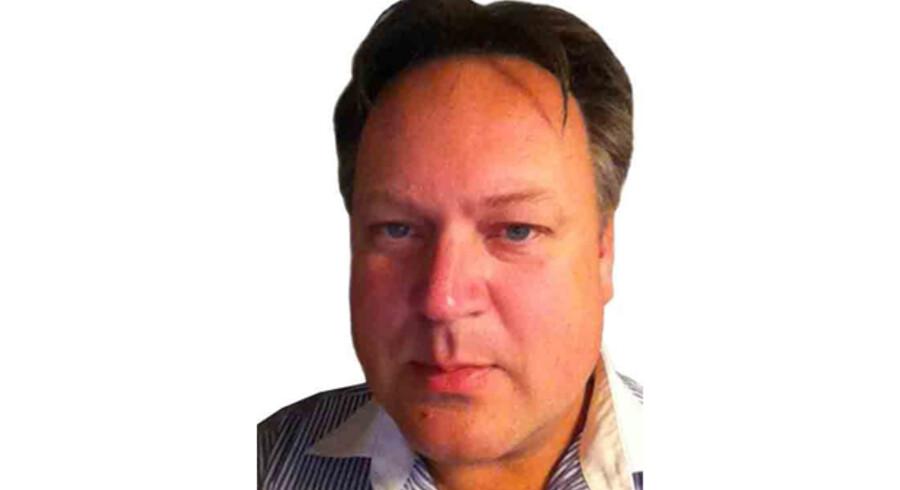 Johan Horstmann, Cand.merc.int.