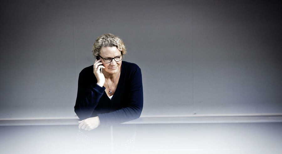 TV2s direktør Merete Eldrup.