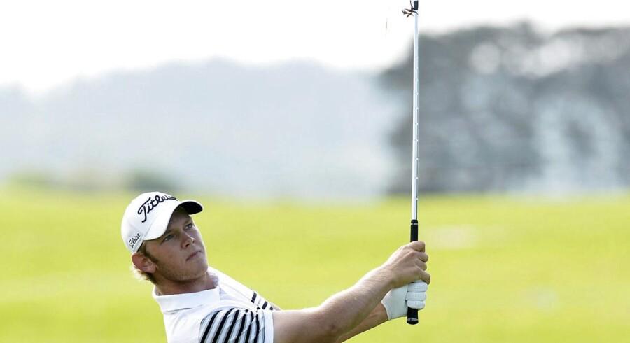 Joachim B. Hansen er fra næste sæsons begyndelse tilbage på golfspillernes European Tour.