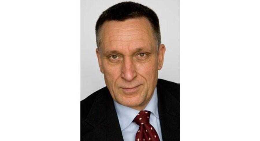 Finn Lauritzen Direktør for Öresundskomiteen