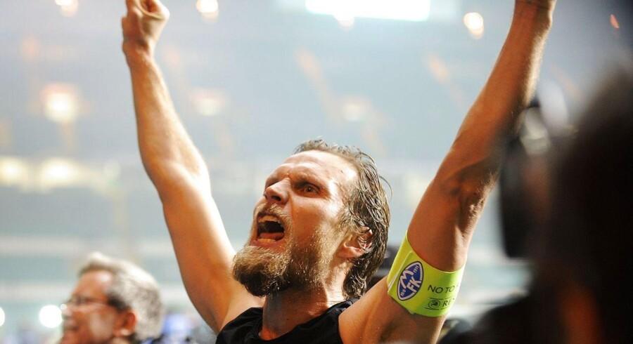 Daniel Hestad skrev sig ind i historien som den ældste målscorer nogensinde i Europa League.