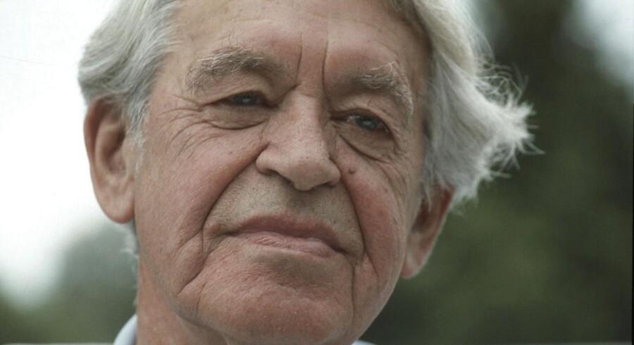 Fhv. justitsminister Erik Ninn-Hansen fylder 90 år d. 12. april.