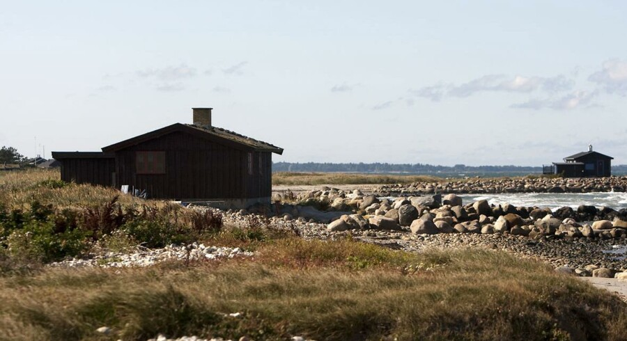 Navnlig sommerhuse i Vestsjælland, Østfyn og udvalgte kommuner i Jylland er særligt udsat for indbrud.