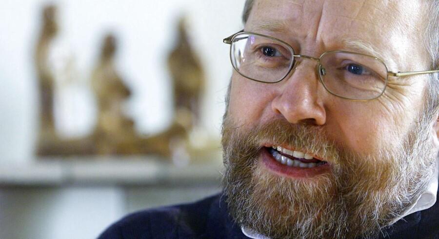 Biskop over Haderslev Stift gennem 13 år Niels Henrik Arendt træder tilbage.